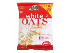 BAGGRYS WHITE OATS 500GM POUCH