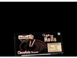 PICKWICK WAFER ROLLS CHOCOLATE 40GM