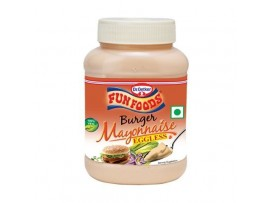 FUN FOODS BURGER MAYONNAISE EGGLESS 275GM