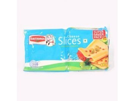BRITANNIA CHESSE SLICE PLAIN 100 GM