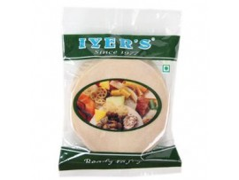 IYERS PLAIN PAPAD 180GM