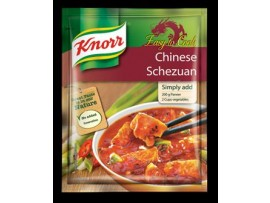 KNORR CHINESE SCHEZUAN RECIPE MIX 46GM