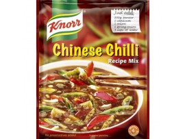 KNORR CHINESE CHILLI RECIPE MIX 50GM