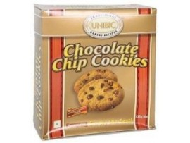 UNIBIC BRADMAN CHOCO CHIP COOKIES 67GM