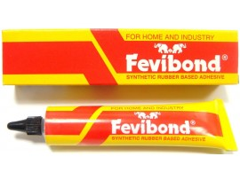 PIDILITE FEVIBOND SYNTHETIC RUBBER BASED ADHESIVE 20ML