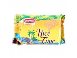 BRITANNIA NICE TIME BISCUIT 150GM