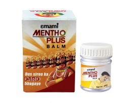 EMAMI MENTHO PLUS BALM 9GM