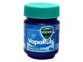 VICKS VAPORUB 50GM