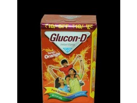 GLUCON D ORANGE CEKA  450GM
