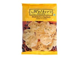 MOTHERS RECIPE POTATO PAPAD 75GM