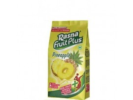 RASNA FRUIT PLUS 500GM POUCH PINEAPPLE