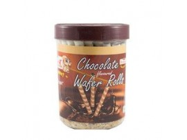 PICKWICK WAFER STICKS CHOCOLATE BISCUIT 300GM JAR