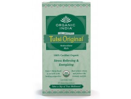 ORGANIC TULSI TEA ORIGINAL 25 TEABAGS BOX