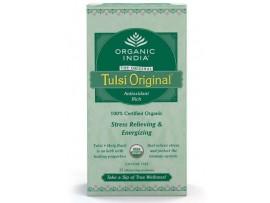 ORGANIC TULSI TEA ORIGINAL 25 TEABAGS BOX