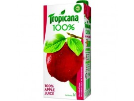 TROPICANA JUICY APPLE 1L