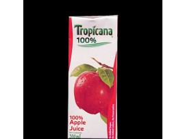 TROPICANA JUICY APPLE 200ML