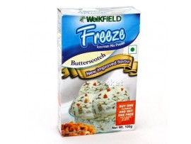 WEIKFIELD ICE CREAM MIX BUTTER SCOTCH 100GM