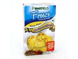 WEIKFIELD ICE CREAM MIX KESAR PISTA 100GM