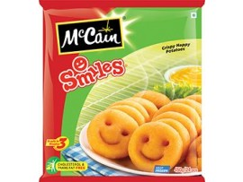 MCCAIN SMILES 450GM