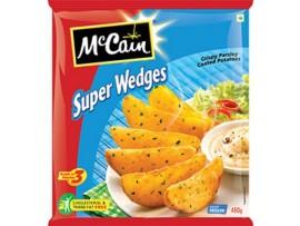 MCCAIN SUPER WEDGES 450GM