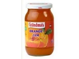 GRANDMAS ORANGE JAM 500GM BOTTLE