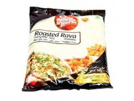 DOUBLE HORSE ROASTED SOOJI/RAVA 500GM