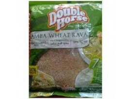 DOUBLE HORSE SAMBA WHEAT RAVA 500GM