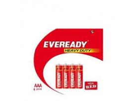 EVEREADY BATTARIES AAA 1012 PACK OF 4