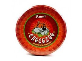 AMUL CHOCOZOO TUB 500GM
