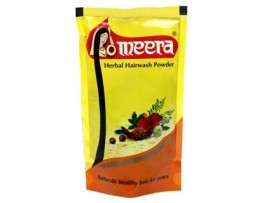 MEERA HERBAL HAIR WASH POWDER 80 GM