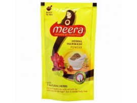 MEERA HERBAL HAIR WASH POWDER  120GM