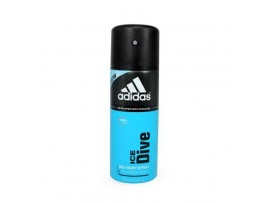 ADIDAS IDEAL FOR MEN'S ICE DIVE DEO BODY SPRAY 150ML