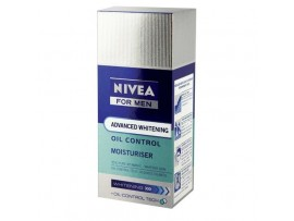 NIVEA FOR MEN WHITENING OIL CONTROL MOISTURISER 40ML