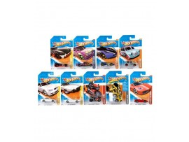 MATTEL HOT WHEELS BASIC CAR ASSORTED