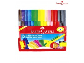 FABER CASTELL CONNECTOR PENS SET OF 15