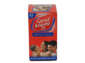 GOOD KNIGHT 45 NIGHT SILVER REFILL CARTRIDGE