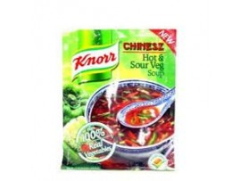 KNORR CHINESE HOT N SOUR VEG SOUP 39GM