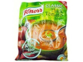 KNORR CLASSIC THICK TOMATO SOUP 52GM