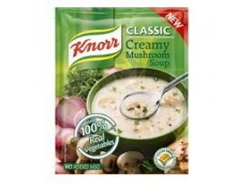 KNORR CLASSIC CREAMY MUSHROOM SOUP 44GM