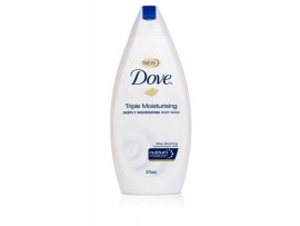 DOVE TRIPLE MOISTURISING DEEPLY NOURISHING BODYWASH 200ML