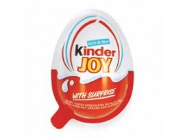 FERRERO KINDER JOY 20GM FOR BOYS