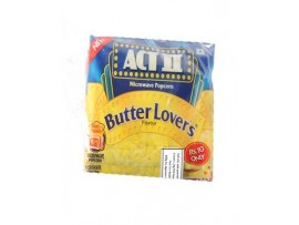 ACT II MICROVAVE POPCORN BUTTER LOVER 24GM