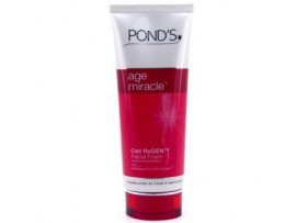 POND'S AGE MIRACLE CELL REGEN FACIAL FOAM 100GM