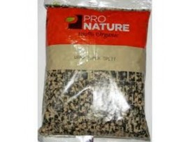 PRO NATURE URAD (UZUNU) BLACK SPLIT 500 GM