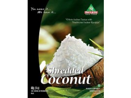 NIKASU SHREDDED COCONUT 200GM