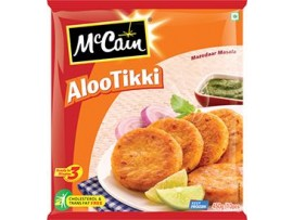 MCCAIN ALOO TIKKI 400GM