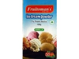 FRUITOMANS ICECREAM POWDER 100GM