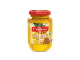 FRUITOMANS PINEAPPLE JAM 100GM