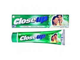 CLOSE UP ACTIVE GEL MENTHOL CHILL TOOTH PASTE 150GM