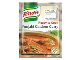 KNORR PUNJABI CHICKEN CURRY MIX 46GM